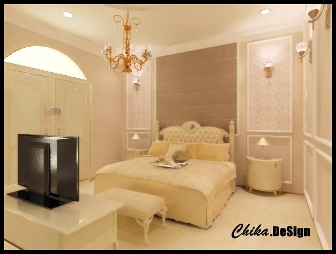 American Classic Master Bedroom